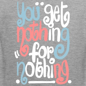 Nothing 4 nothing - Men's Premium Tank Top