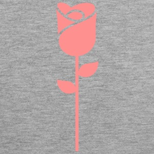 A Rose Flower - Men's Premium Tank Top