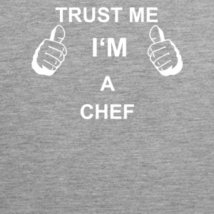 TRUST ME IN THE CHEF - Men's Premium Tank Top
