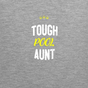 Look - TOUGH POOL AUNT - Premium singlet for menn