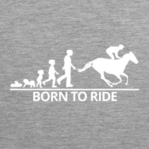 Born to ride gift - Men's Premium Tank Top