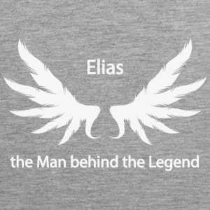 Elias the Man behind the Legend - Männer Premium Tank Top