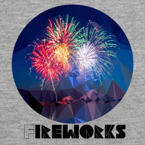 Fireworks - Men's Premium Tank Top
