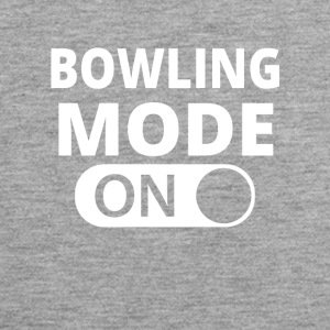 MODE ON BOWLING - Canotta premium da uomo