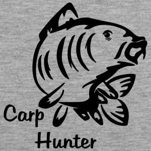 Carp Hunter - Men's Premium Tank Top