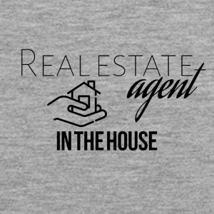 Real estate agent - Men's Premium Tank Top