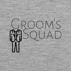 Grooms squad - Men's Premium Tank Top