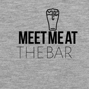 Meet me at the bar - Men's Premium Tank Top