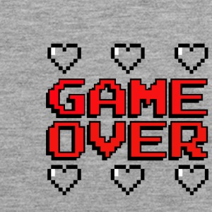 game over - Mannen Premium tank top