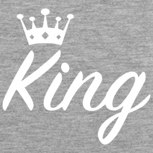 king - Men's Premium Tank Top