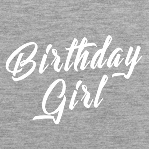 Birthday Girl - Premiumtanktopp herr
