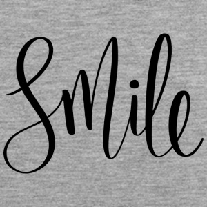Smile - Men's Premium Tank Top