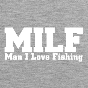 MILF man I love fishing - Männer Premium Tank Top