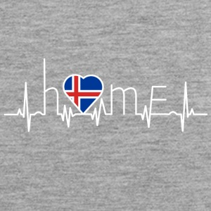 i love home homeland Iceland - Men's Premium Tank Top
