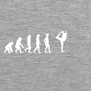 EVOLUTION yoga meditation studio - Men's Premium Tank Top