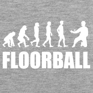 Floorball Goalkeeper Evolution - Men's Premium Tank Top