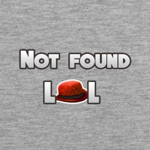 Official Logo of GamerNotFoundLOL! - Men's Premium Tank Top