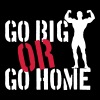 Go Big Or Go Home - Men's Premium Tank Top