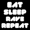 EAT SLEEP RAVE REPEAT - Men's Premium Tank Top