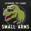 Licensed to Carry Small Arms - Men's Premium Tank Top