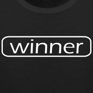 Winner - Men's Premium Tank Top