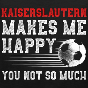MAKES ME HAPPY Kaiserslautern - Männer Premium Tank Top
