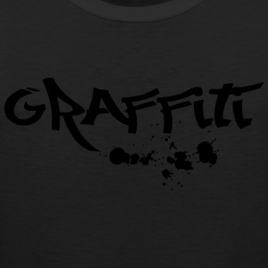graffiti - Men's Premium Tank Top