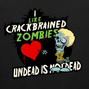 Undead is not dead - Men's Premium Tank Top
