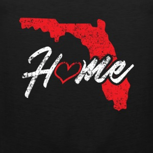 FL Vintage Love Home Florida - Tank top premium hombre