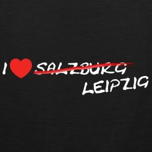 Leipzig is the new Salzburg / football / gift - Men's Premium Tank Top