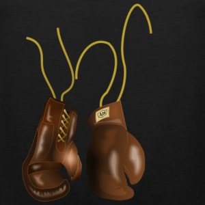 Boxing Gloves - Men's Premium Tank Top