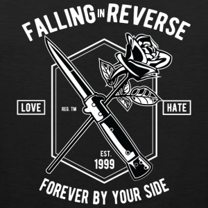 Falling In Reverse - Men's Premium Tank Top