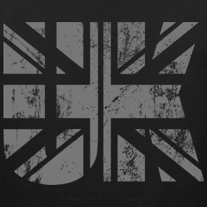 UK Flagge - Männer Premium Tank Top