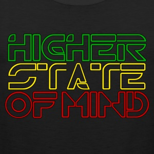 Higher State Of Mind - Men's Premium Tank Top