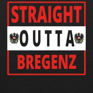 Straight outta Bregenz - Men's Premium Tank Top