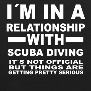 relationship with SCUBA DIVING - Männer Premium Tank Top