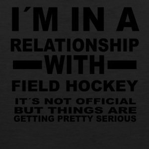 Relationship with FIELD HOCKEY - Men's Premium Tank Top
