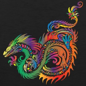 Dragon - Tribal - Mannen Premium tank top