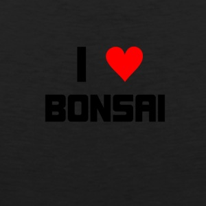 I love Bonsai - Men's Premium Tank Top