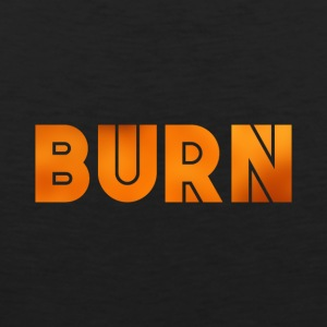 BURN - Premium singlet for menn