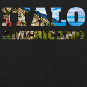 Italo Americano Italian from America - Men's Premium Tank Top
