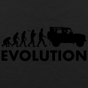 Evolution - Men's Premium Tank Top