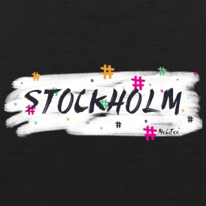Stockholm #2 - Men's Premium Tank Top
