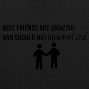 Best friends are amazing - Men's Premium Tank Top