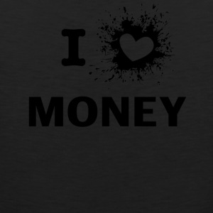 ILove money - Men's Premium Tank Top