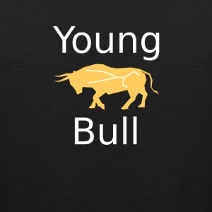 Young Bull - Premium singlet for menn