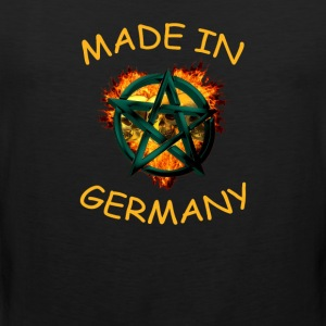 """Made in Germany"" - Débardeur Premium Homme"