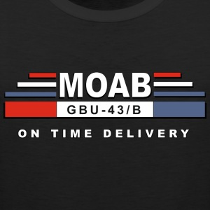 MOAB - Mother Of All Bombs (Mother Of All Bombs) - Premium singlet for menn