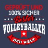 Volleyballer Volleyballspieler Volleyball - Männer Premium Tank Top