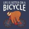 Life Is Better On A Bicycle - Männer Premium Tank Top